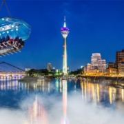 LiD - Lifestyle in Düsseldorf - Dinner in the Sky